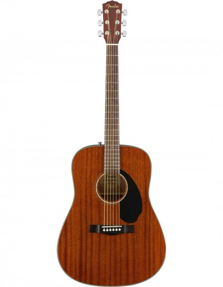Fender CD-60S Dreadnought, All-Mahogany