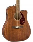 Fender CD-60SCE All-Mahogany, Satin FSR