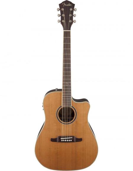 Fender F-1030SCE, Dreadnought Cutaway, Rosewood Fingerboard, Natural