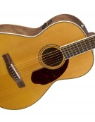 Fender PM-2 Standard Parlor, Rosewood Fingerboard, Natural