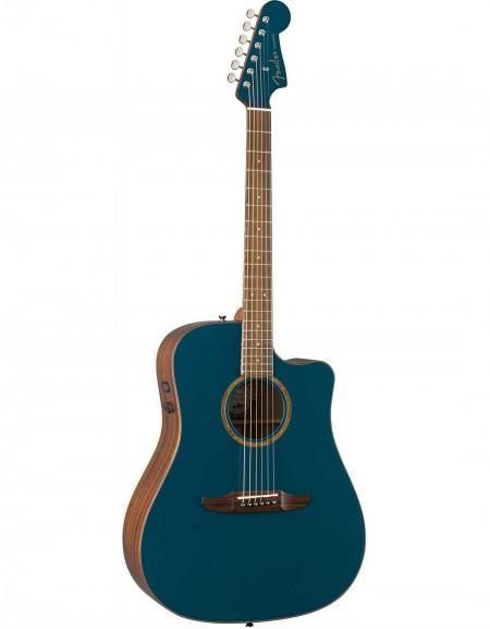 Fender Redondo Classic, Pau Ferro, Includes Gig Bag, Cosmic Turquoise