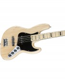 Fender American Elite Jazz Bass®, Ash, Maple Fingerboard, Natural