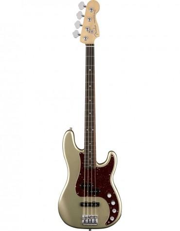 Fender American Elite Precision Bass®, Ebony Fingerboard, Champagne