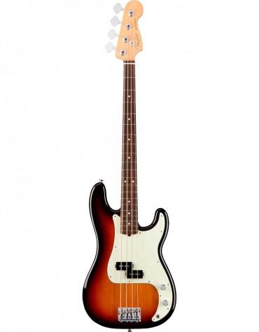 Fender American Professional Precision Bass®, Rosewood Fingerboard, 3-Color Sunburst