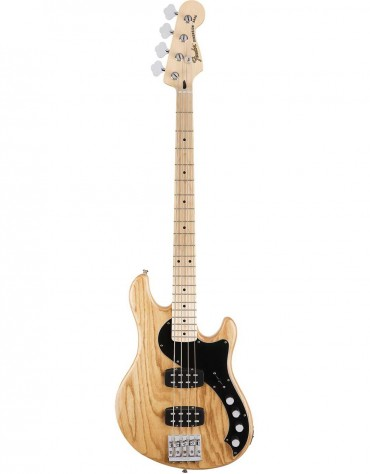 Fender Deluxe Dimension™ Bass, Maple Fingerboard, Natural