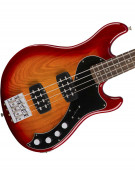 Fender Deluxe Dimension™ Bass, Rosewood Fingerboard, Aged Cherry Burst