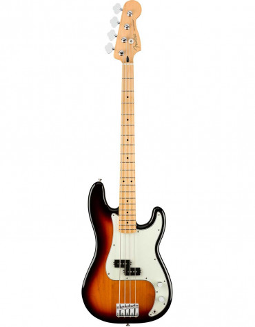 Fender Player Precision Bass®, Maple Fingerboard, 3-Color Sunburst
