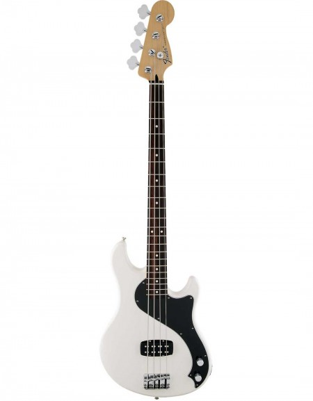 Fender Standard Dimension™ Bass IV, Rosewood Fingerboard, Olympic White