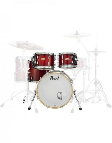 Pearl Session Studio Select STS924XSP/C315, 4-Piece Shell Set, Antique Crimson Burst