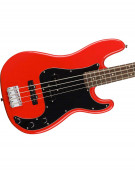Squier Affinity Series™ Precision Bass® PJ, Indian Laurel Fingerboard, Race Red