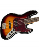 Squier Classic Vibe '60s Jazz Bass®, Indian Laurel Fingerboard, 3-Color Sunburst