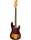 Squier Classic Vibe '60s Precision Bass®, Indian Laurel Fingerboard, 3-Color Sunburst