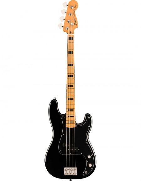 Squier Classic Vibe '70s Precision Bass®, Maple Fingerboard, Black