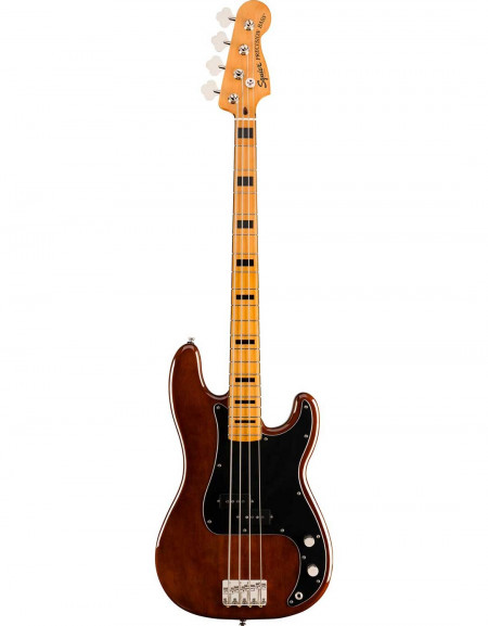 Squier Classic Vibe '70s Precision Bass®, Maple Fingerboard, Walnut