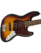 Squier Vintage Modified Jazz Bass, Rosewood Fingerboard, 3-Color Sunburst