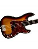 Squier Vintage Modified Precision Bass® Fretless, Ebonol Fingerboard, 3-Color Sunburst
