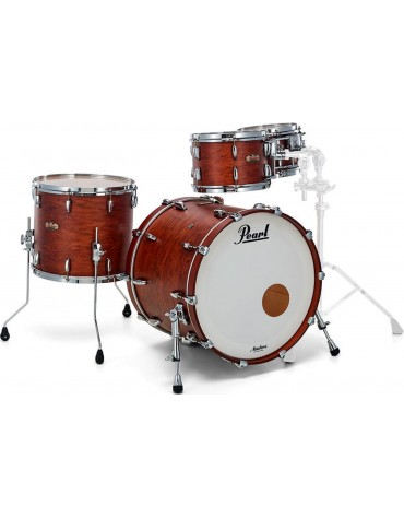 Pearl Masters Maple Reserve MRV924XEP/C201, 4-Piece Shell Set, Matte Walnut