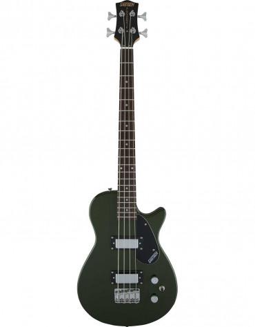 Gretsch G2220 ELECTROMATIC JUNIOR JET™ BASS II SHORT-SCALE, BLACK WALNUT FINGERBOARD, TORINO GREEN