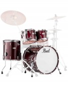 Pearl Reference Pure RFP924XEP/C100, 4-Piece Shell Set, Red Wine