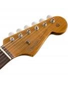 Fender Custom Shop, Ltd 2018 1960 Roasted Alder Stratocaster, AAA Rosewood Fingrboard, Heavy Relic - Aged Black