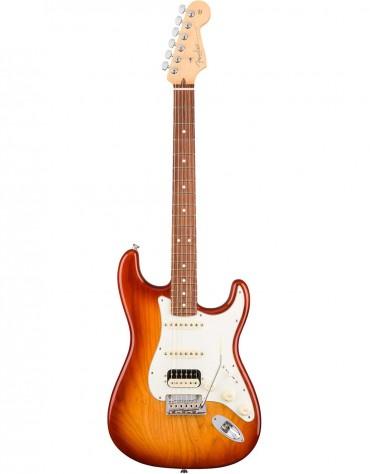 Fender American Professional Stratocaster® HSS ShawBucker™, Rosewood Fingerboard, Sienna Sunburst