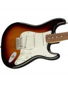 Fender Player Stratocaster®, Pau Ferro, 3-Color Sunburst