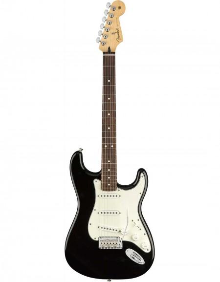 Fender Player Stratocaster®, Pau Ferro, Black