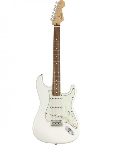 Fender Player Stratocaster®, Pau Ferro, Polar White