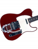Fender '62 Telecaster with Bigsby Special Edition TL62B-BIGS Candy Apple Red