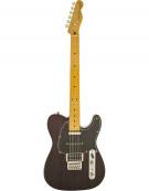 Fender Modern Player Telecaster® Plus, Maple Fingerboard, Charcoal Transparent