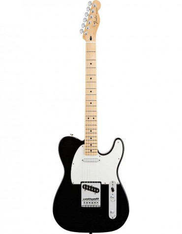 Fender Standard Telecaster®, Maple Fingerboard, Black