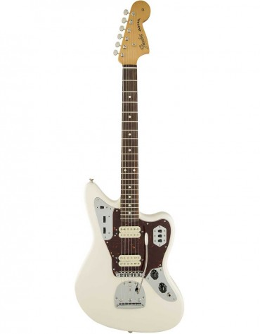 Fender Classic Player Jaguar® Special HH, Rosewood Fingerboard, Olympic White