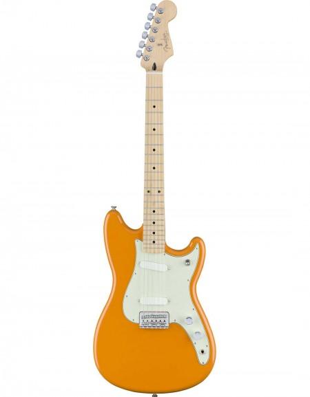 Fender Duo-Sonic, Maple Fingerboard, Capri Orange