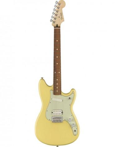 Fender Duo-Sonic™ HS, Pau Ferro, Canary Diamond