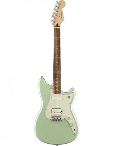 Fender Duo-Sonic™ HS, Pau Ferro, Surf Pearl