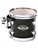 """Pearl Export Lacquer EXL8P/C248, Tom Pack - 8"""" x 7"""", Black Smoke"""