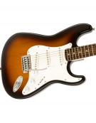Squier Affinity Series™ Stratocaster®, Indian Laurel, Brown Sunburst