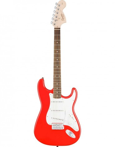 Squier Affinity Series™ Stratocaster®, Indian Laurel, Race Red
