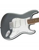 Squier Affinity Series™ Stratocaster®, Indian Laurel, Slick Silver