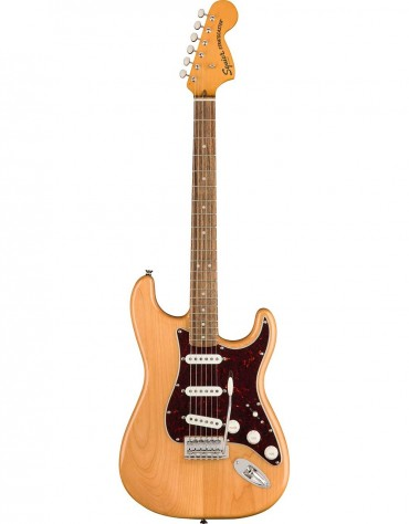 Squier Classic Vibe '70s Stratocaster®, Indian Laurel Fingerboard, Natural