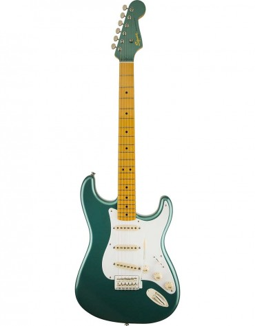 Squier Classic Vibe Stratocaster® '50s, Maple Fingerboard, Sherwood Green Metallic