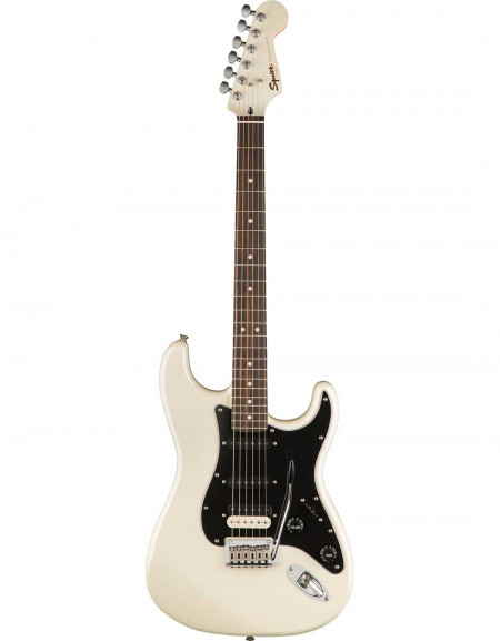 Squier Contemporary Stratocaster® HSS, Indian Laurel Fingerboard, Pearl White