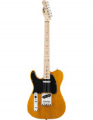 Squier Affinity Telecaster® L/H, Maple Fingerboard, Butterscotch Blonde