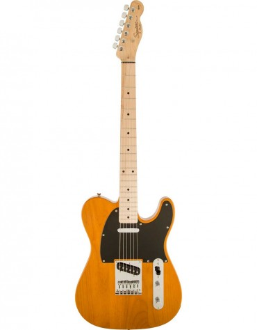 Squier Affinity Telecaster®, Maple Fingerboard, Butterscotch Blonde