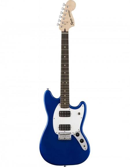 Squier Bullet® Mustang® HH, Indian Laurel Fingerboard, Imperial Blue