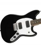 Squier Bullet® Mustang® HH, Indian Laurel Fingerboard, Black