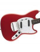 Squier Vintage Modified Mustang®, Rosewood Fingerboard, Fiesta Red