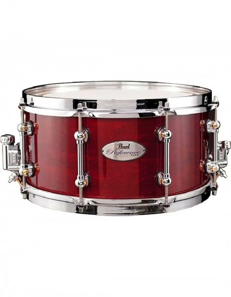 """Pearl RFP1465S/C100 Reference Pure 14""""x6.5"""" inch Snare Drum, Red Wine"""