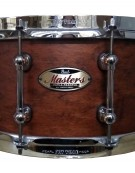 """Pearl MRV1465S/C201 Masters Maple Reserve, 14"""" x 6.5"""" Snare Drum, Matte Walnut"""