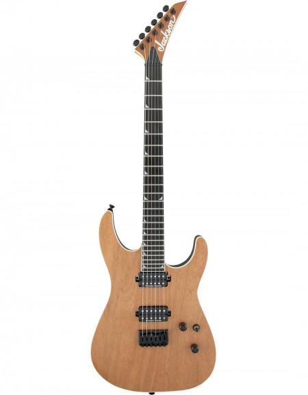 Jackson Pro Series Soloist™ SL2 HT, Ebony Fingerboard, Natural Mahogany
